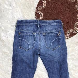 Joes Jeans Women The Best Friend Sz 24 X 31 Z2